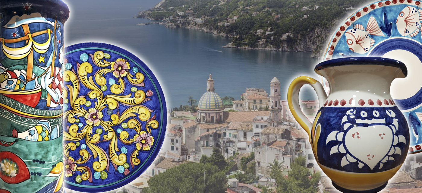 ceramica Vietri in italy